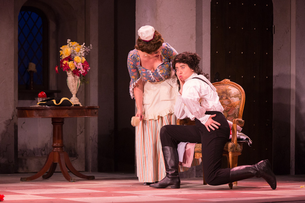 Cherubino at Salt Marsh Opera