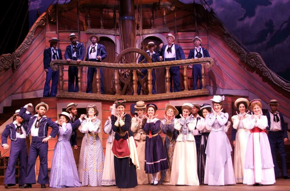 Cousin Hebe in H.M.S. Pinafore