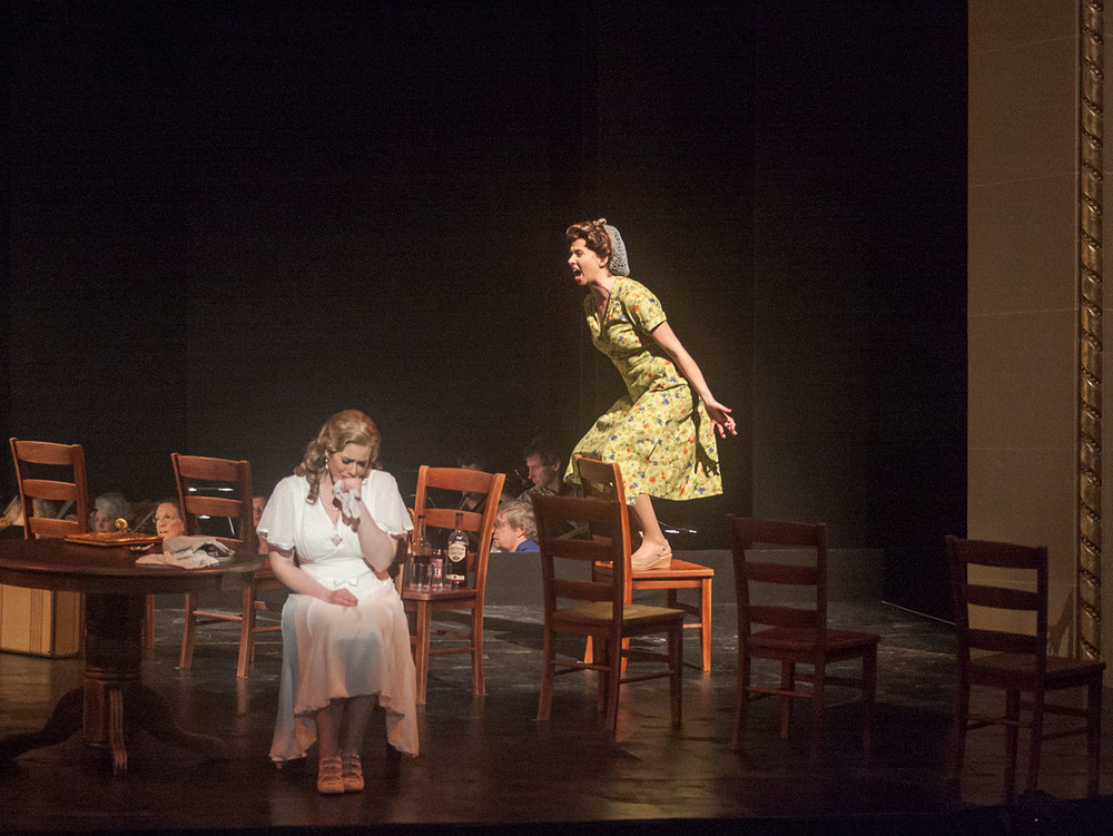 Eunice in Streetcar Named Desire
