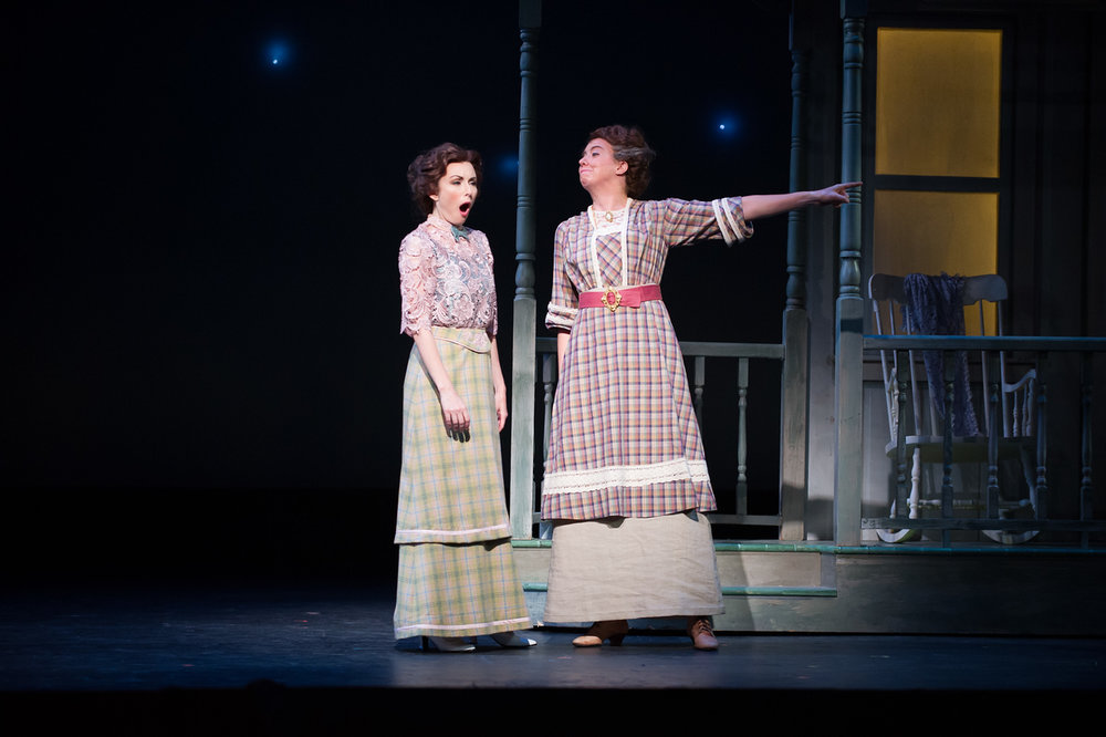 Mrs. Paroo in The Music Man