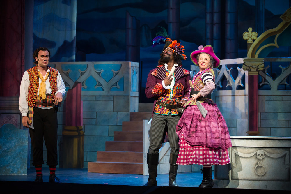 Ruth in Pirates of Penzance