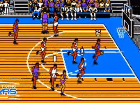1992 Tecmo NBA Basketball, NES, Tecmo.png