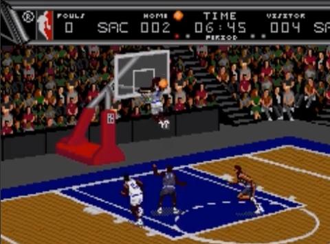 1994 NBA Action, Sega Mega DriveGame Gear, EA.png