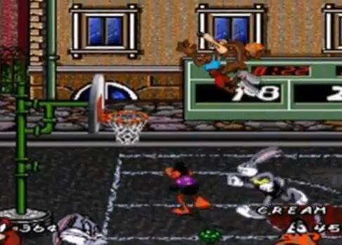 1995 Looney Tunes B-Ball, SNES, Sculptured SoftwareSunSoft.png