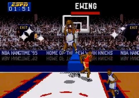 1995 NBA Hangtime '95, Sega CD, Sony.png
