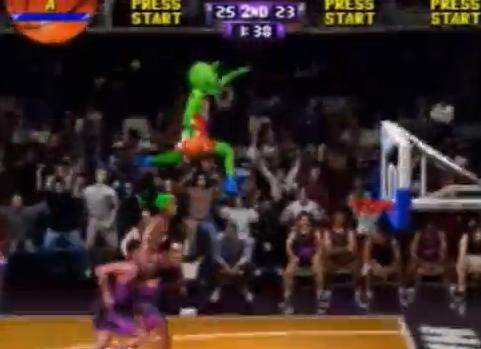 1996 NBA Hangtime, N64, Midway.png