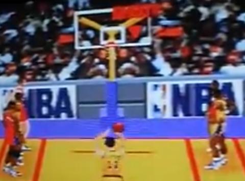 1996 NBA In the Zone, PSN64, Konami.png
