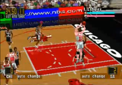 1998 NBA In the Zone '98, PS, Konami.png