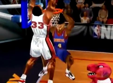 2000 NBA Showtime NBA on NBC, PSN64DC, Avalanche.png