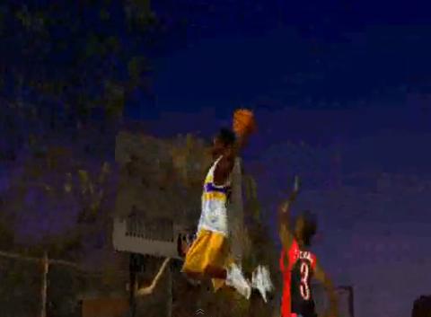 2005 NBA Street Showdown, PSP, EA.png