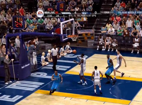 2009 NBA Live 09, PS3XBox360Wii, EA.png