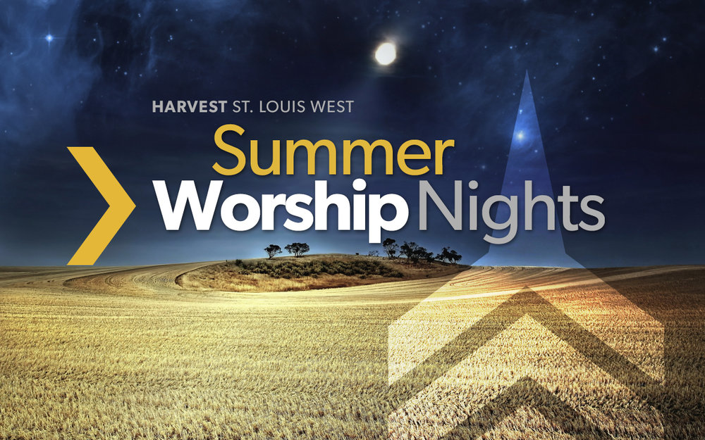 Summer Worship Nights