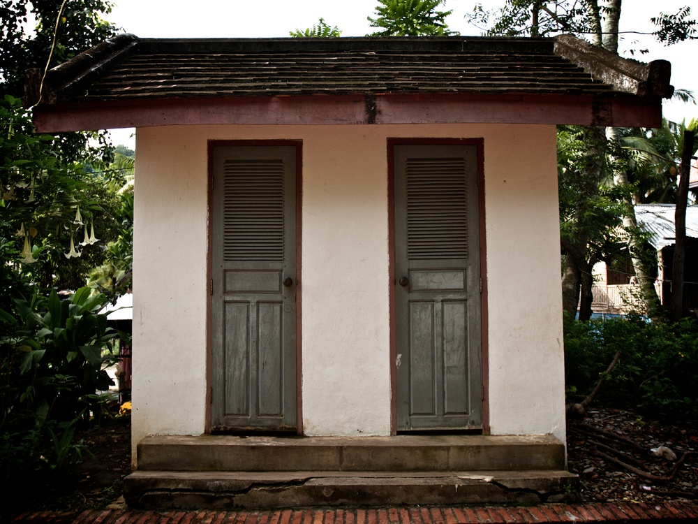 Monks' bathrooms in Luang Prabang.jpg