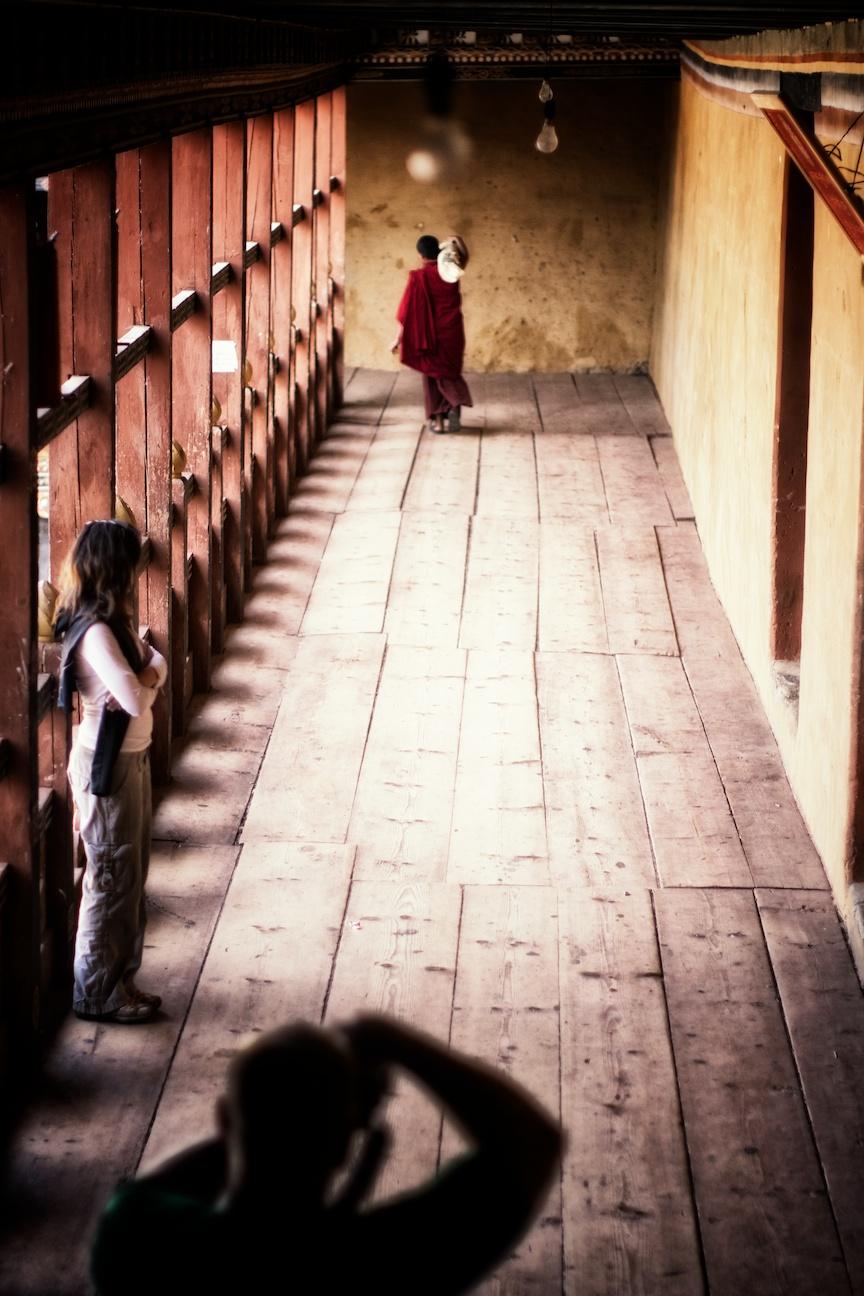 Monks take good photos