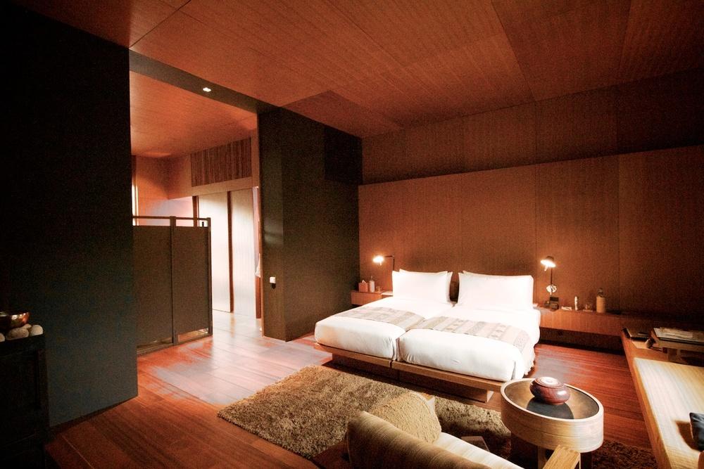 The Aman hotel in Jakar. GO!