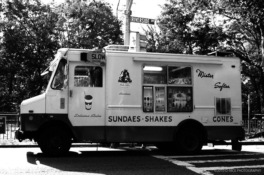 ice cream truck mr softee