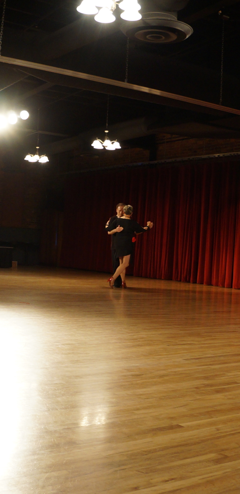 Jerry and Dara Gemar dance an Argentine Tango.