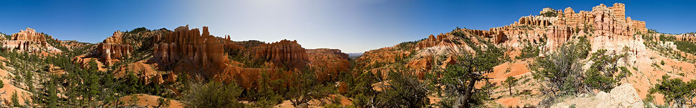 From the Fairyland Loop Trail, Bryce Canyon National Park, Utah.