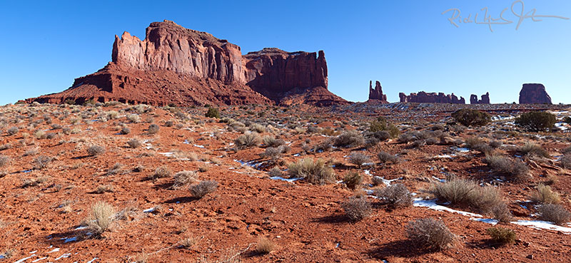 Cathedral Valley, near Moab, Utah.