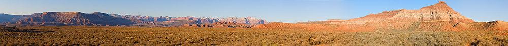 Utah landscape.