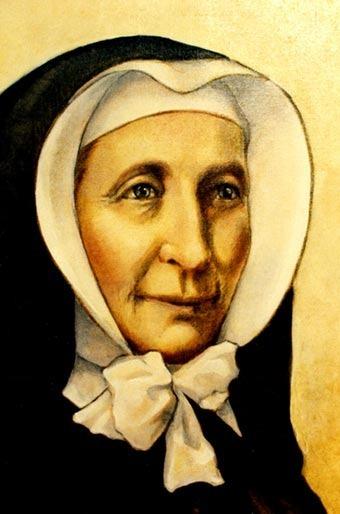 Portrait of Mother Pauline von Mallinckrodt