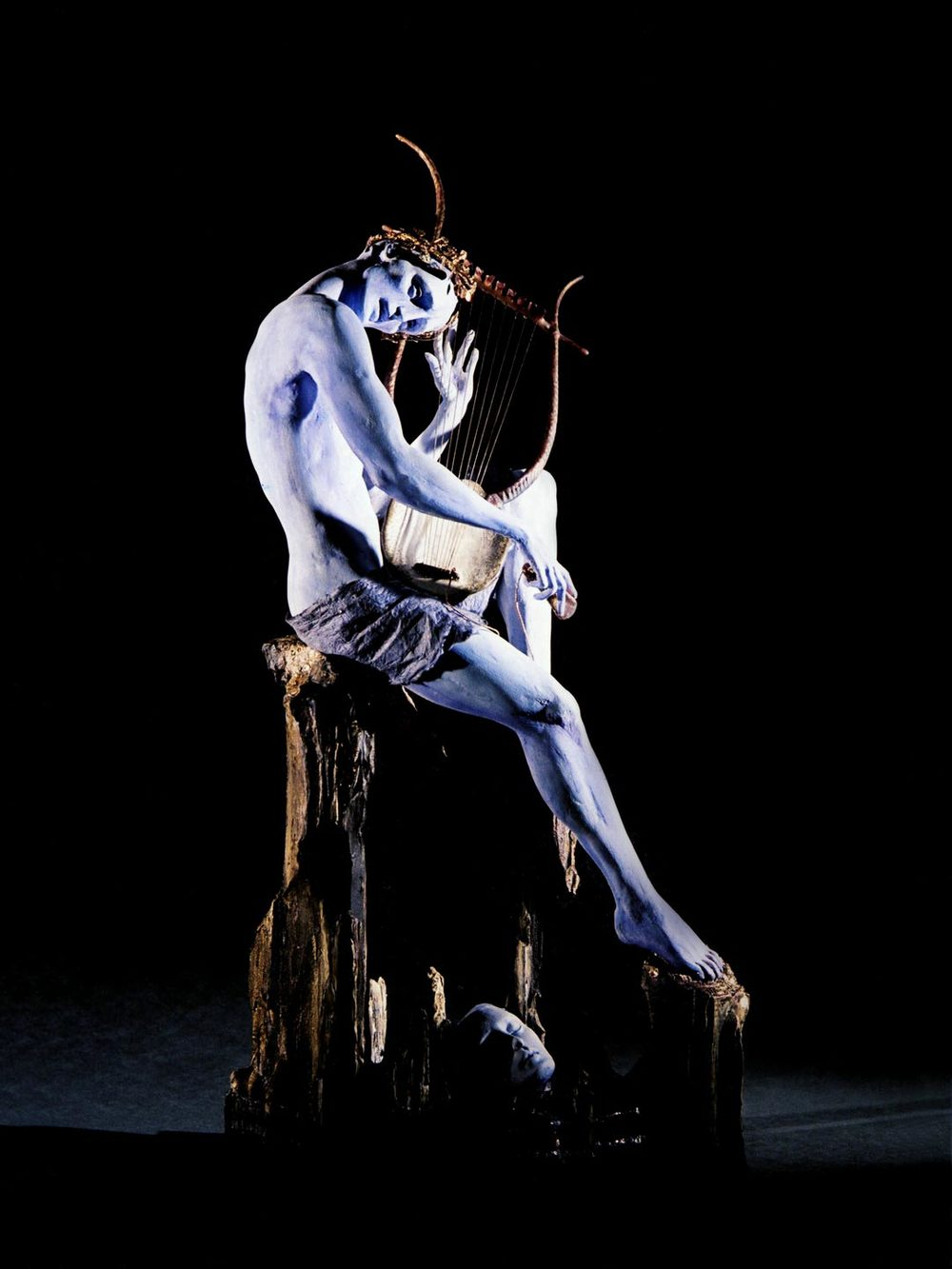 Orpheus at the Styx, c. 2000