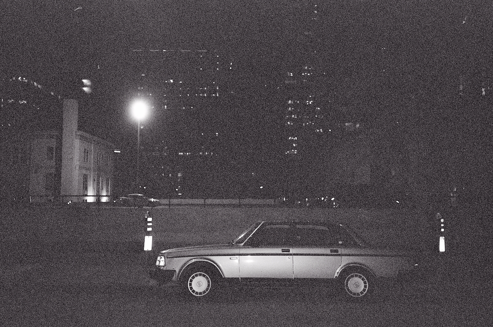 Midnight BMW