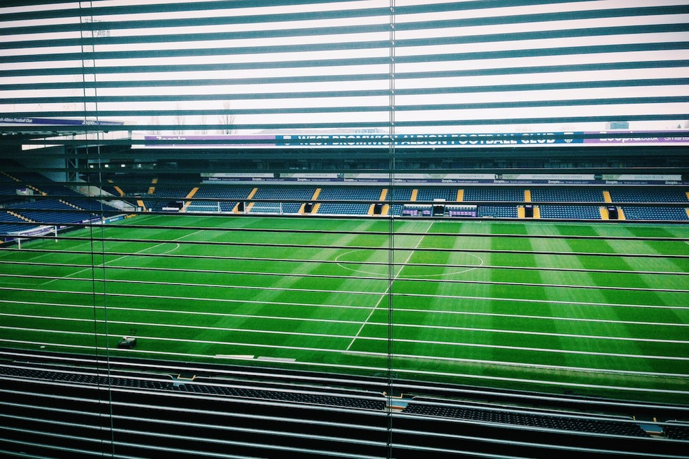 BLOG: West Brom - Duality Films UK Shoot