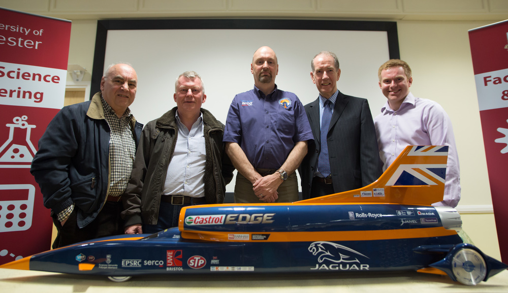 BLOG: Breaking the Land Speed Record