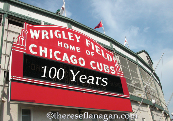 Wrigley Field, 100 Years!
