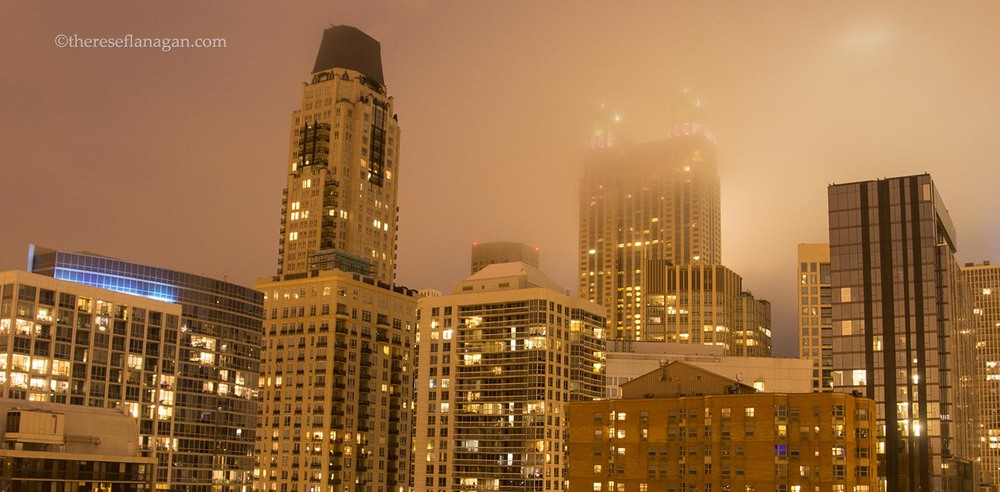 One Foggy Chicago Night