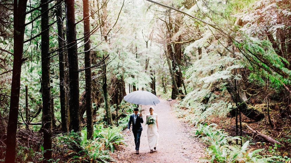 A Coastal Pacific Northwest Elopement Ryan Flynn