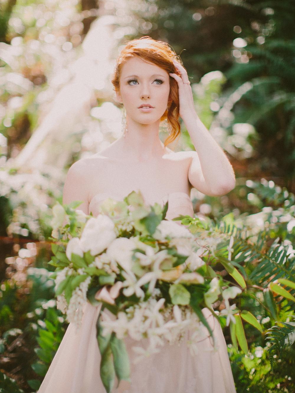 SARAH SEVENBLUSH DRESS -