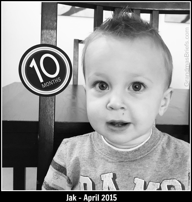 10 month old
