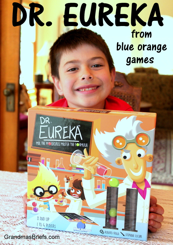 dr. eureka game review