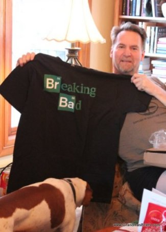 Breaking Bad for Christmas