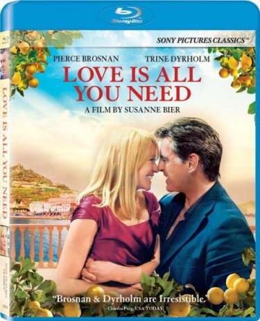 Love Is All You Need movie
