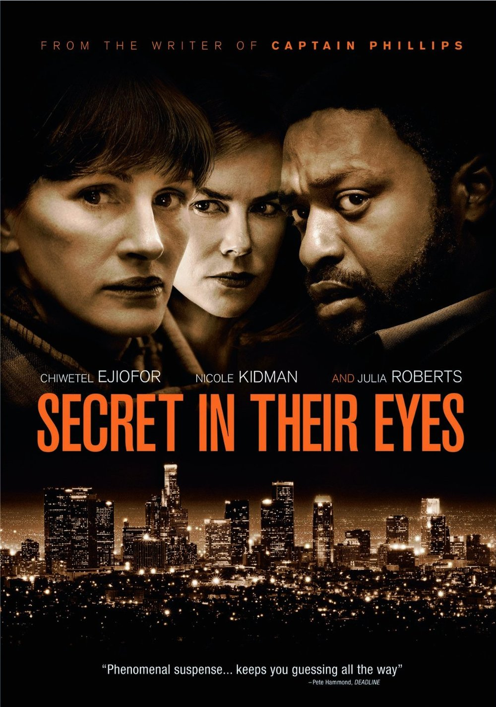 Secret in Their Eyes DVD
