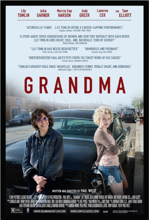 GRANDMA movie
