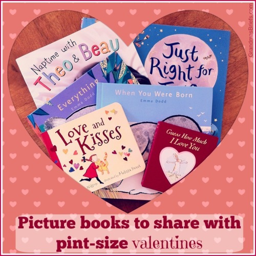 picture books for valentine's day
