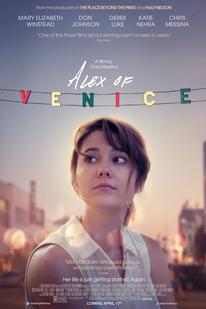 alex of venice movie