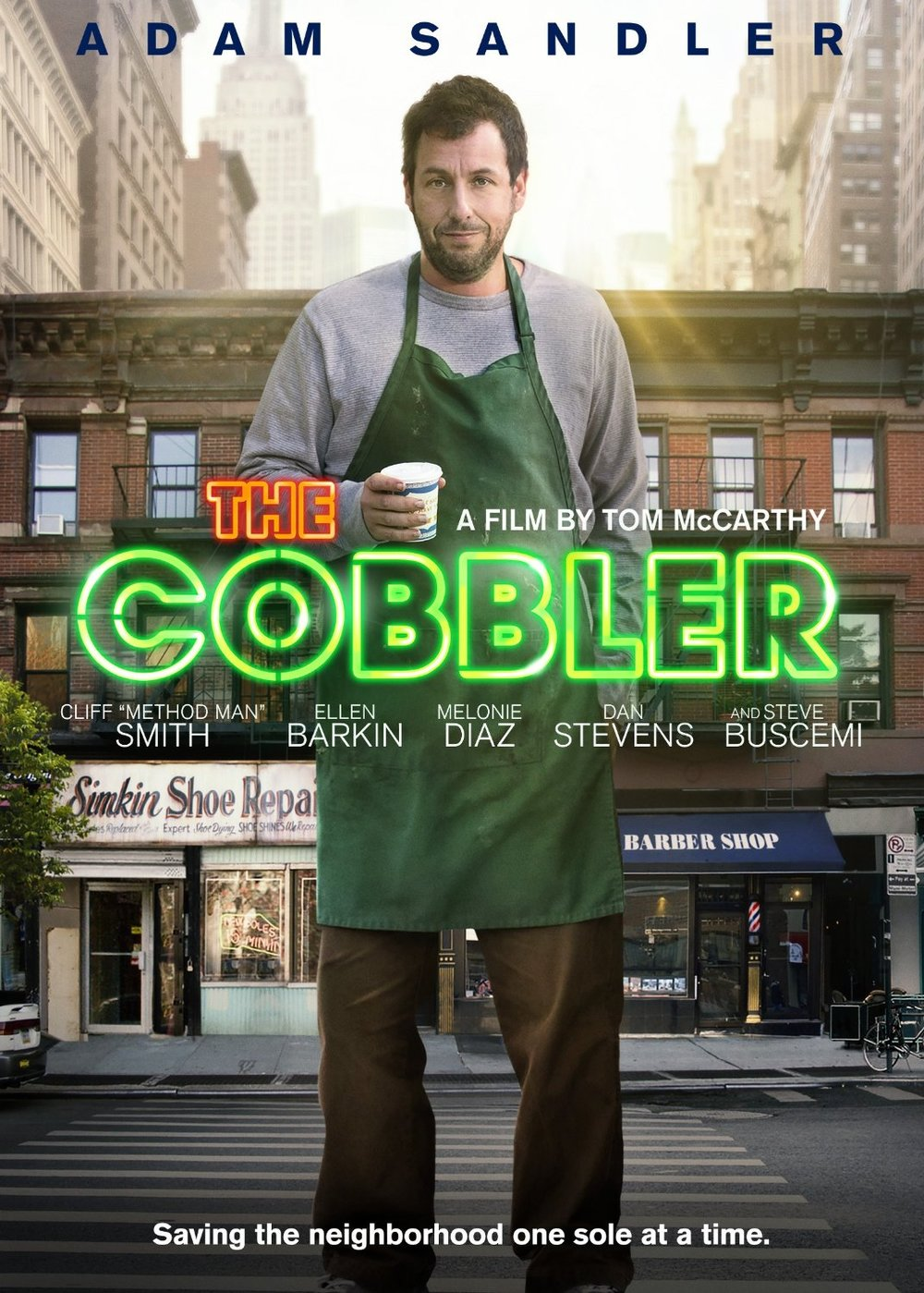 The Cobbler movie