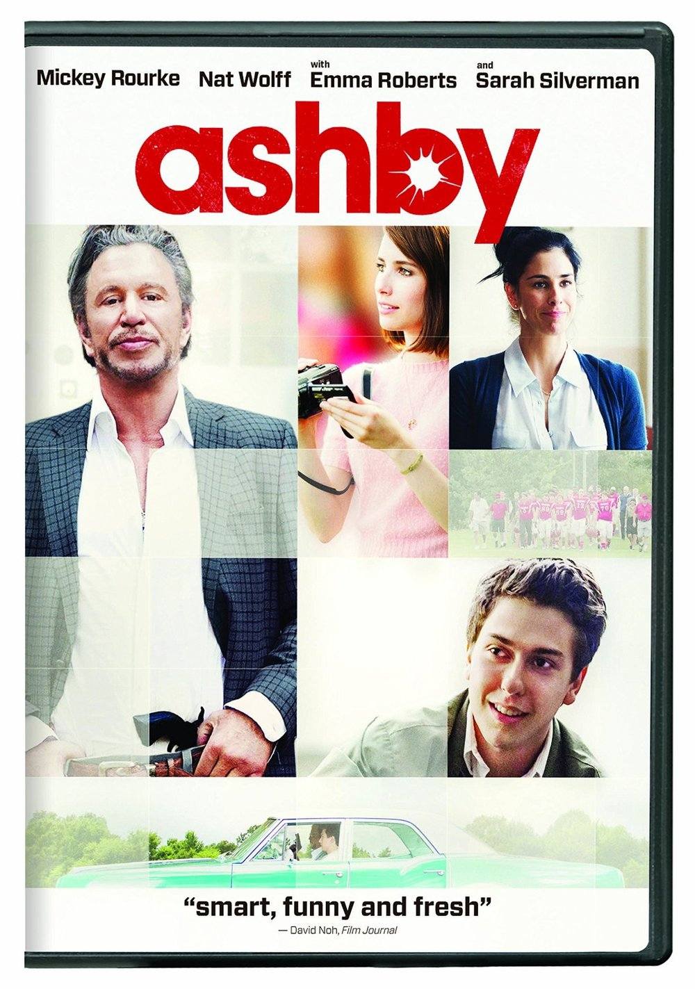 Ashby movie on DVD