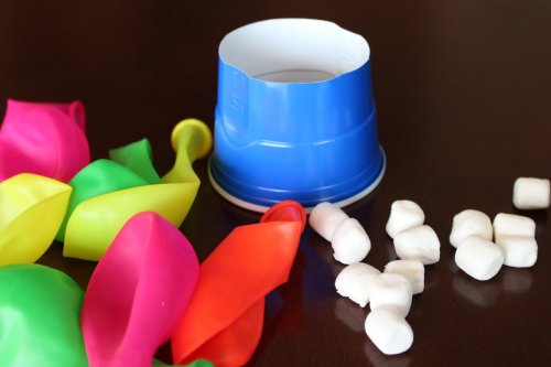 marshmallow shooter supplies
