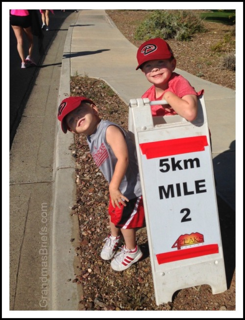 kids run mile marker 2