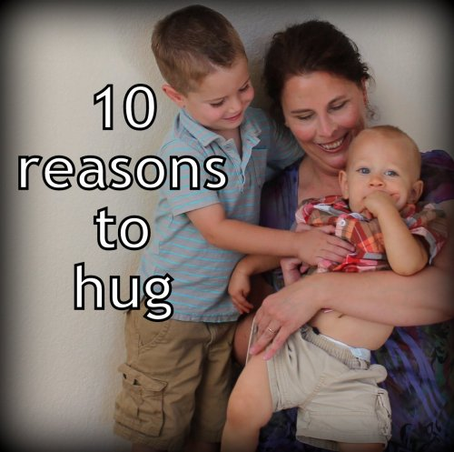 reasons to hug