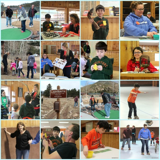 ymca of the rockies activities