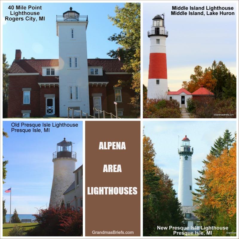 alpena lighthouses