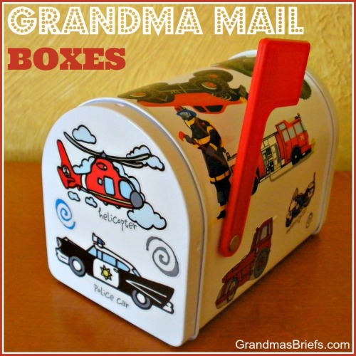grandma mail boxes
