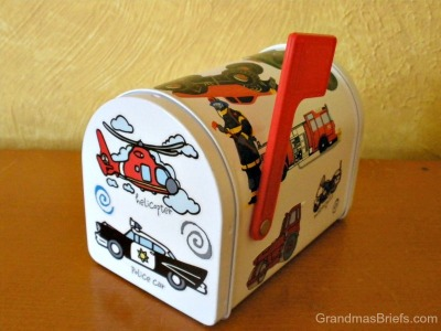 grandma mail box